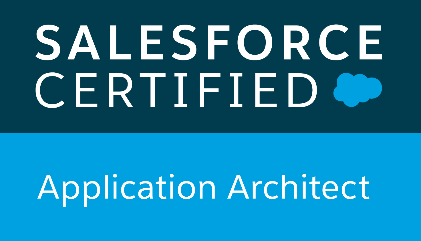 salesforce certified Appliction Architect